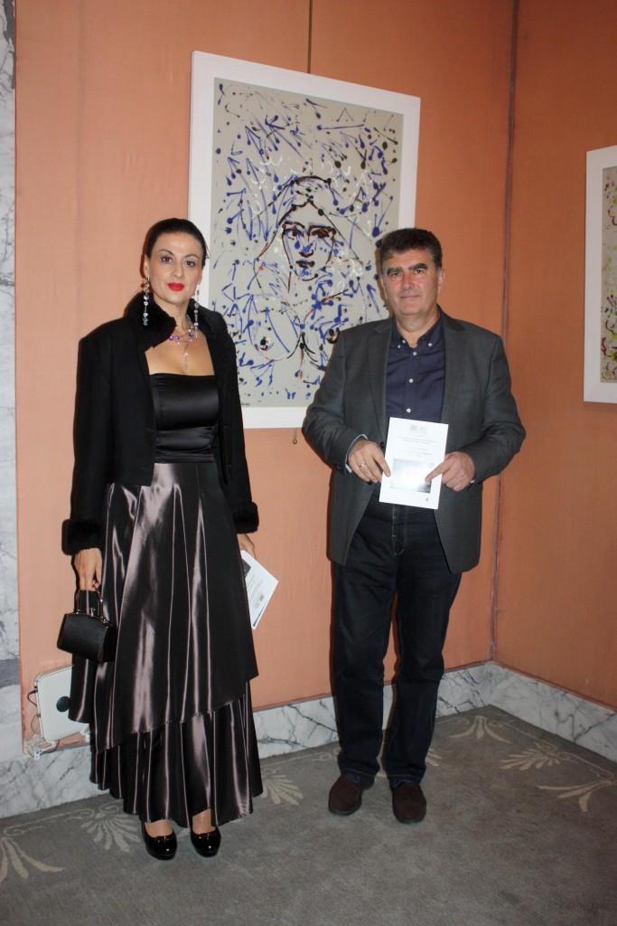 Ιωάννα Μάστορα-Κωνσταντίνος Σκουρλάς