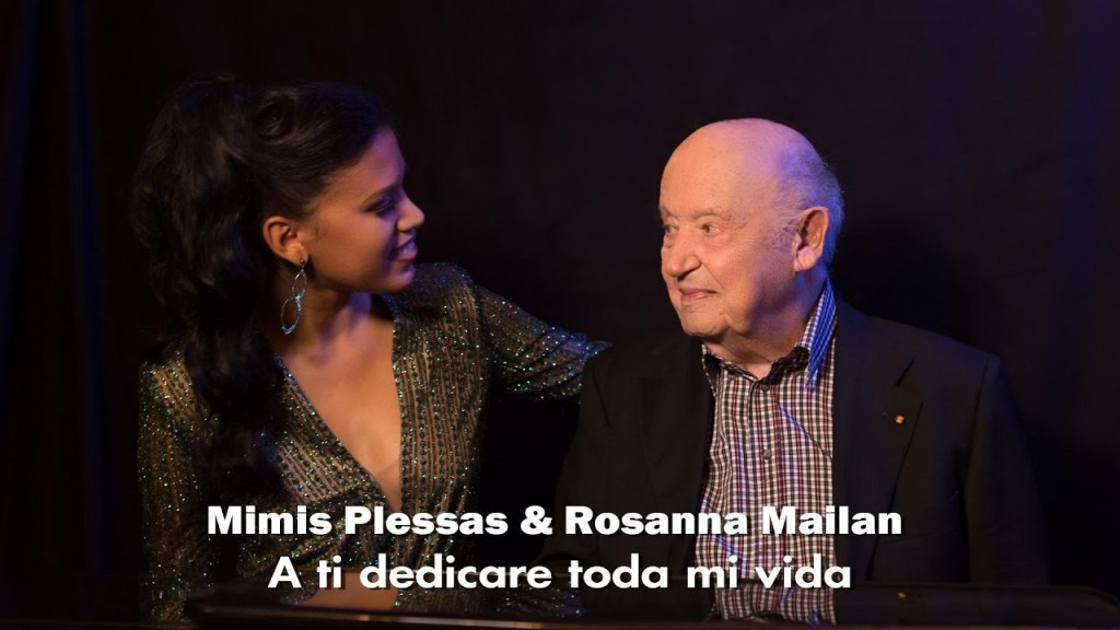 Μίμης Πλέσσας & Rosanna Mailan – A Ti Dedicaré Toda Mi Vida