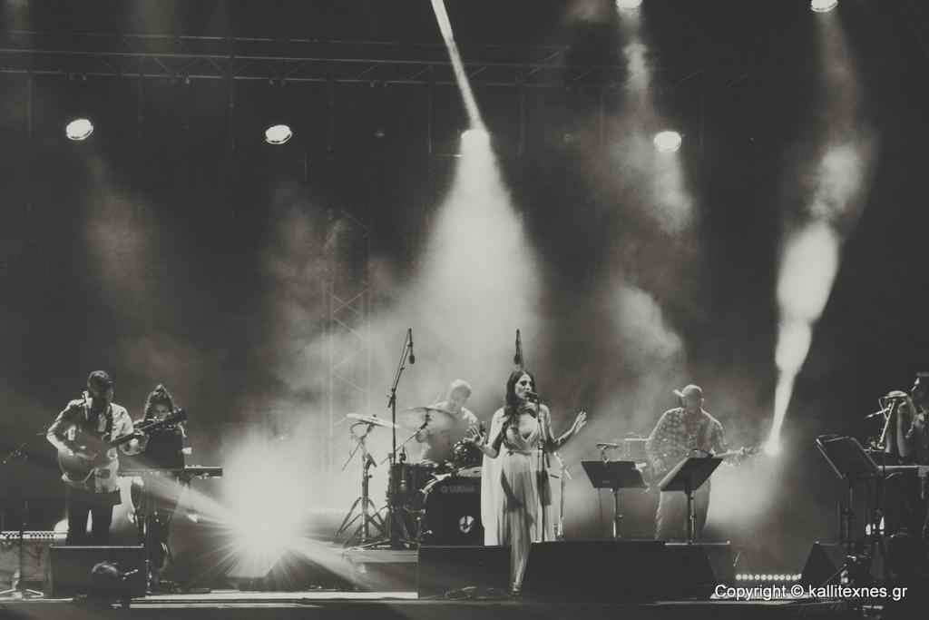 Παυλίνα Βουλγαράκη συναυλία στην Τεχνόπολη, Γκάζι Vol. 2-3