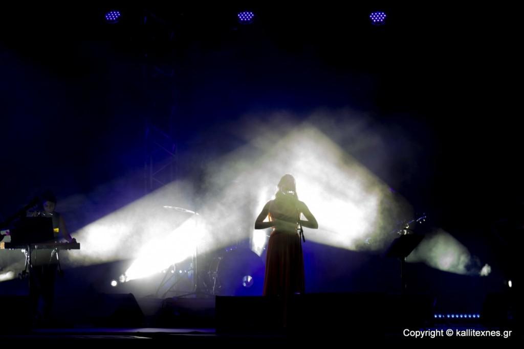 Παυλίνα Βουλγαράκη συναυλία στην Τεχνόπολη, Γκάζι Vol. 2-30
