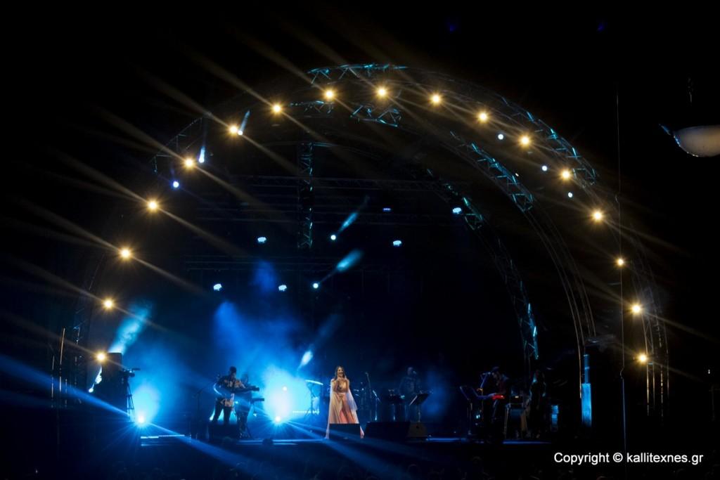 Παυλίνα Βουλγαράκη συναυλία στην Τεχνόπολη, Γκάζι Vol. 2-8