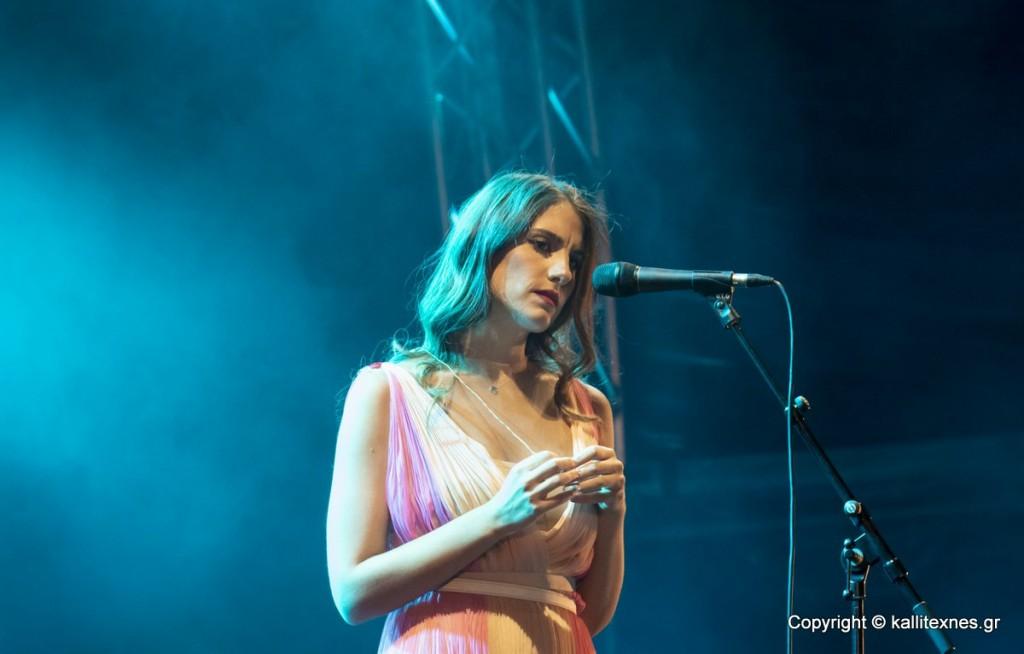 Παυλίνα Βουλγαράκη συναυλία στην Τεχνόπολη, Γκάζι Vol. 3-3