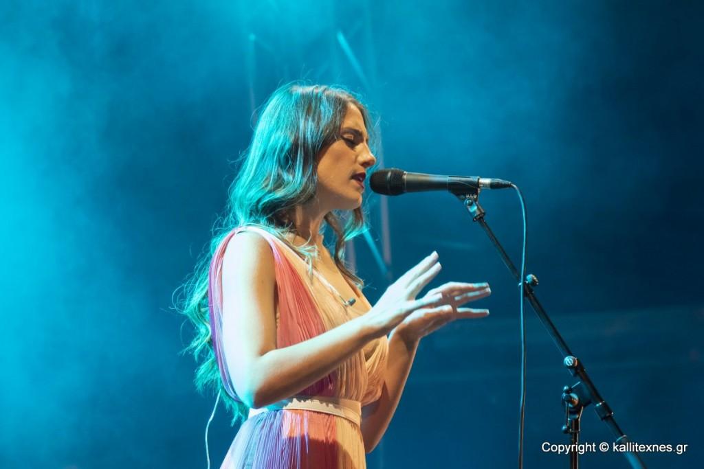 Παυλίνα Βουλγαράκη συναυλία στην Τεχνόπολη, Γκάζι Vol. 3-4