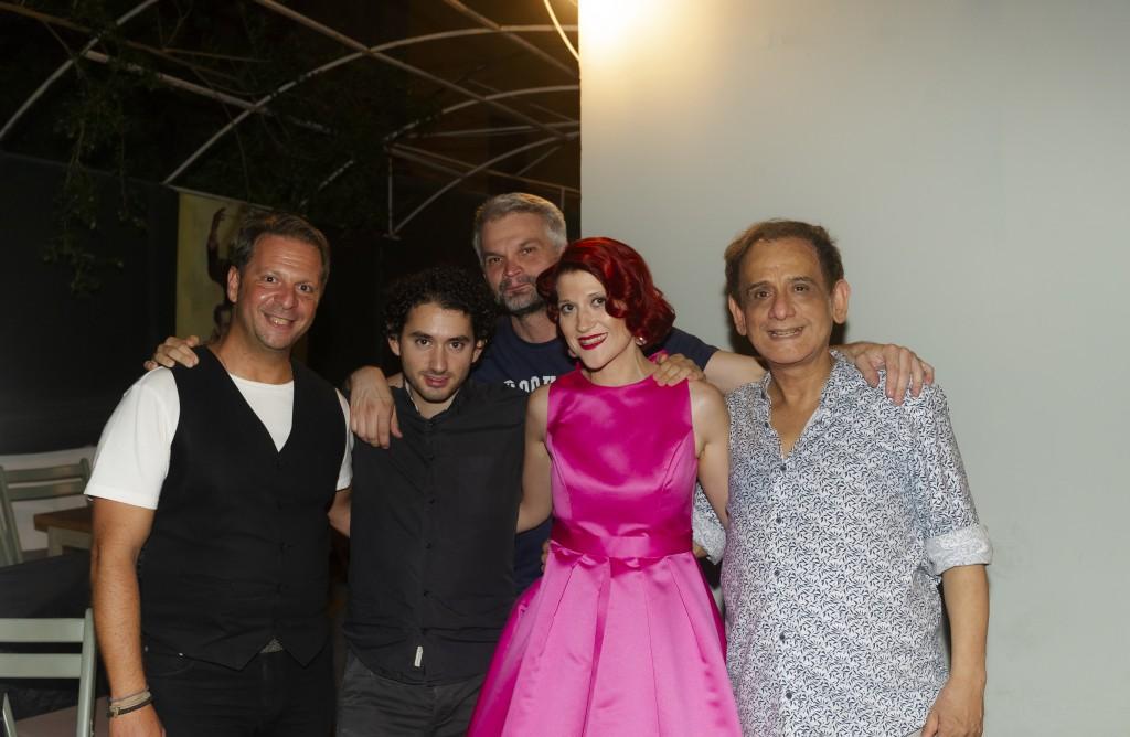 Ζανέλ Πολυχώρος Αλεξάνδρεια - Backstage-149