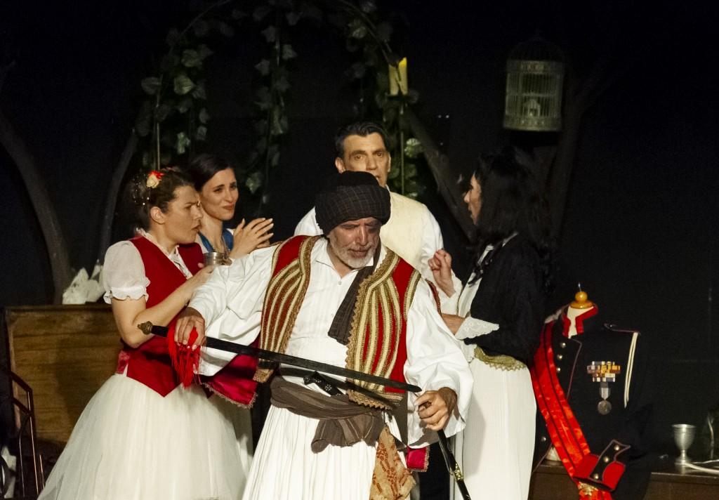 Ναπολεοντία Φωτογραφίες από την παράσταση-113